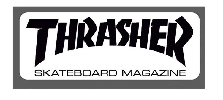 Sticker THRASHERS