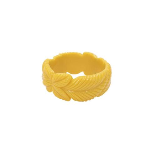 Bracelet Carrie Vintage Leaves   , Rockabilly , Pin-Up