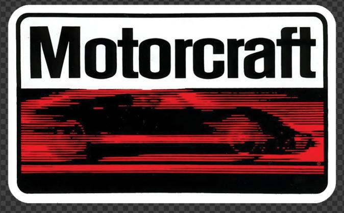 Sticker Motocraft