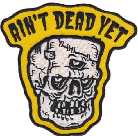 Patch  Dumb Junk Ain't Dead Yet