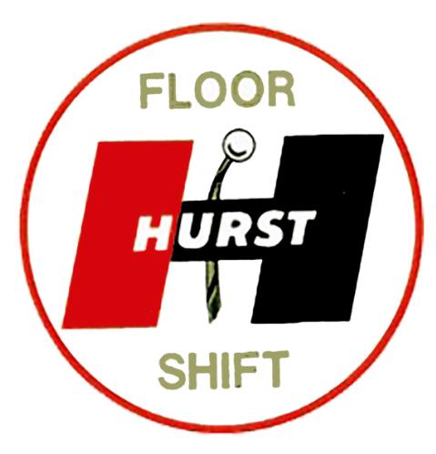 Sticker HURST