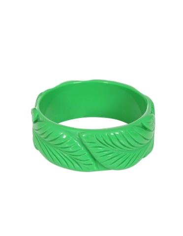 Bracelet sculpté Simone   , Rockabilly , Vintage , Pin-Up