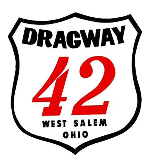 Sticker DRAGWAY