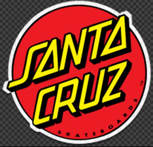Sticker SANTA CRUZ