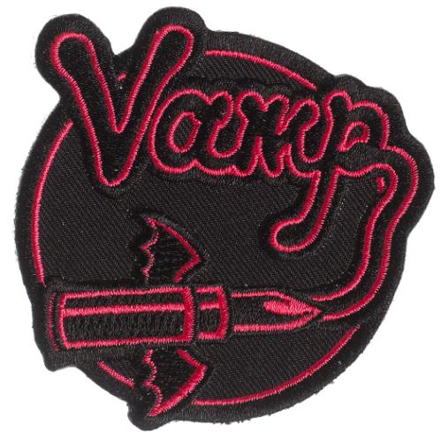 Patch VAMP LIPSTICK Sourpuss