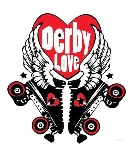 Sticker Derby Love