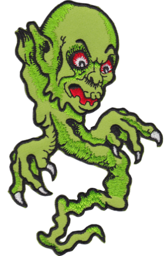 Patch  Sourpuss Ghoul