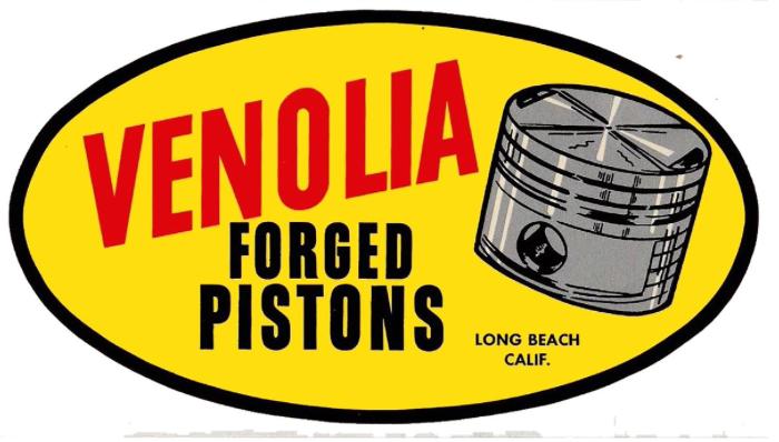 Sticker VENOLIA