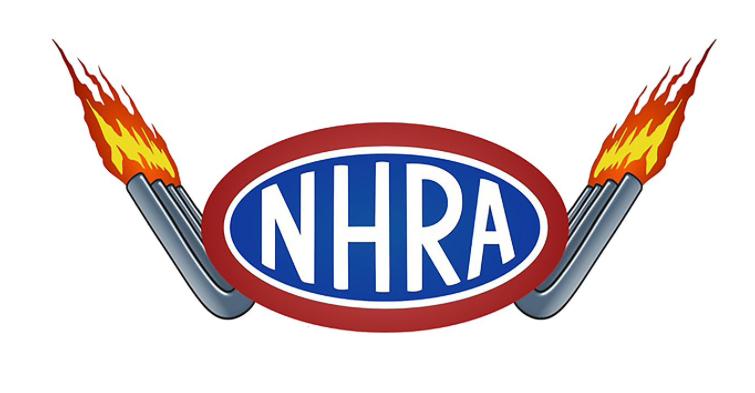 Sticker NHRA