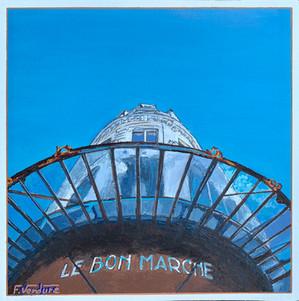 LA MARQUISE DU BON MARCHE