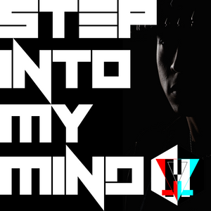 "HaXxXo VtotheZ's ""Step Into My Mind"" Official Podcast Cover"