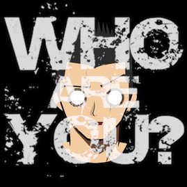 "HaXxXo VtotheZ's ""Who Are You?"" Album Artwork"