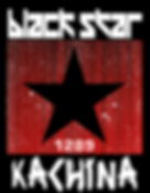 Black Star Kachina Official Logo