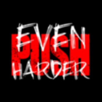 Push Even Harder Official Logo
