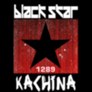 Black Star Kachina Official Logo