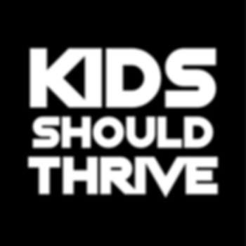 Kids Should THRIVE Official Logo
