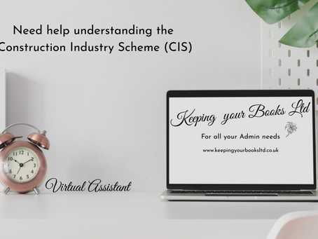 Need help understanding the Construction Industry Scheme (CIS)