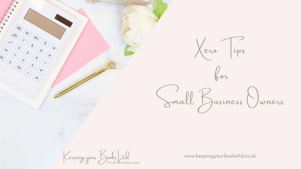 Xero Tips for Small Business Owners