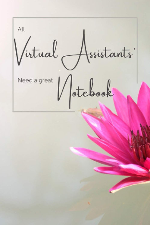 Virtual Assistant Notebook