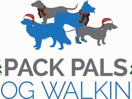 Christmas at Pack Pals :)