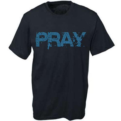 PRAY (BLUE)