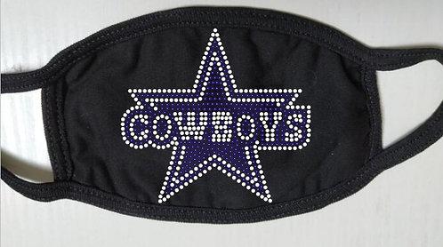 FASHION MASK (Cowboys Star)