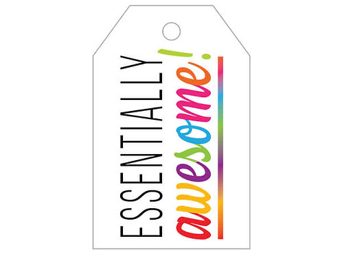 GIFT TAG (Essentially Awesome)