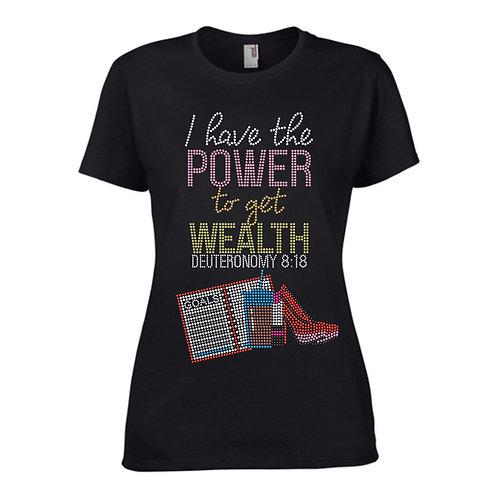 POWER TO GET WEALTH (GOALS)