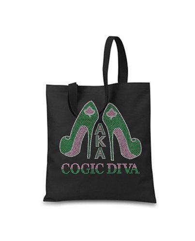 COGIC DIVA BAG (AKA)