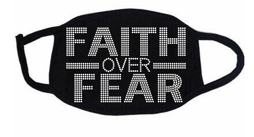 BLING MASK (FAITH OVER FEAR)