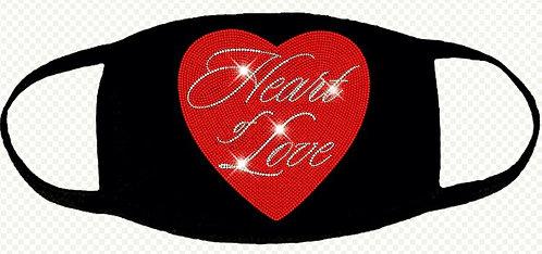 HEART OF LOVE FASHION MASK