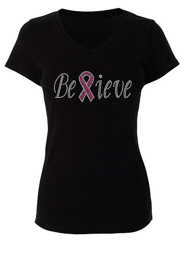 BREAST CANCER BELIEVE 🎀