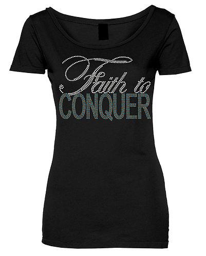 FAITH TO CONQUER