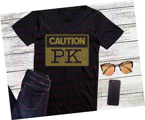 CAUTION PK