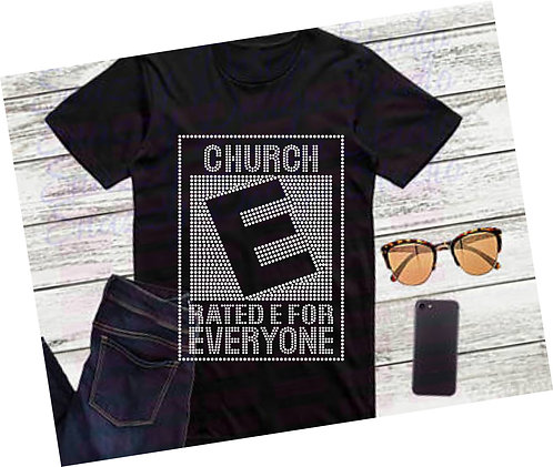 CHURCH RATED E FOR EVERYONE