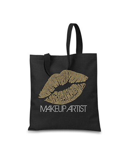 MAKEUP ARTIST TOTE (LIPS)