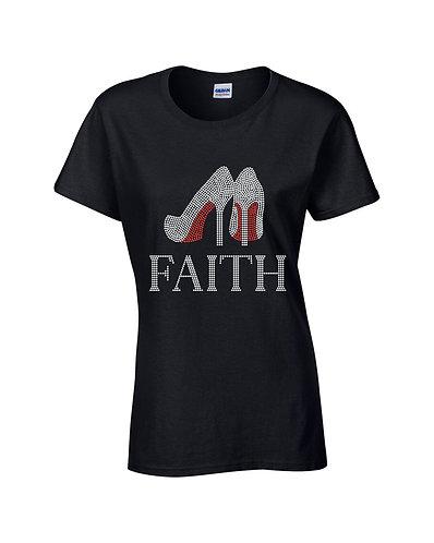 FAITH (RED BOTTOMS)