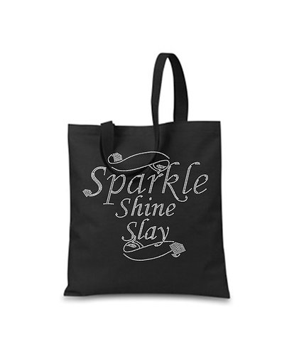 SPARKLE SHINE SLAY (TOTE)