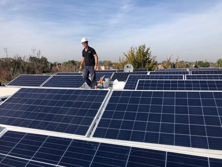 Proyectos solares a medida para municipios