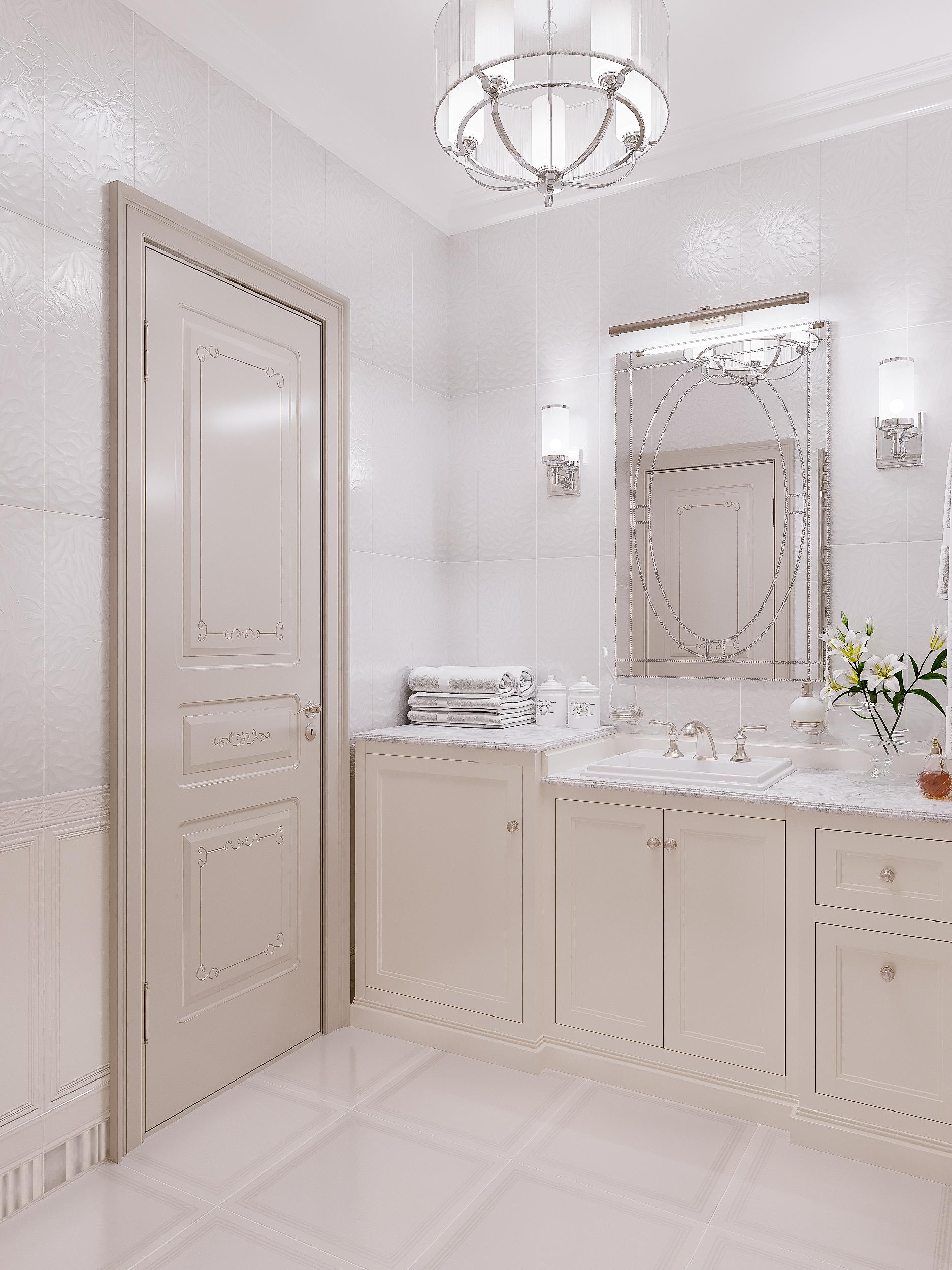 Ванна кімната (класика)