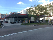 CNG Diesel Station, Serangoon North