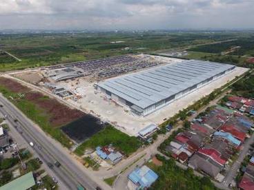 Axis Warehouse, Selangor