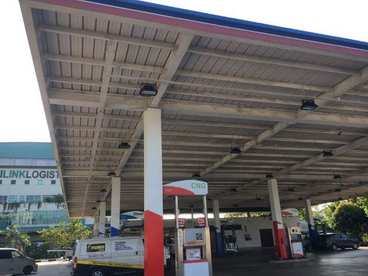 CNG Diesel Station, Mandai Link