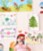 子供の図面