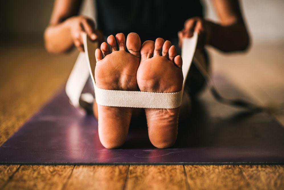 Diamondfit Yoga Stretch