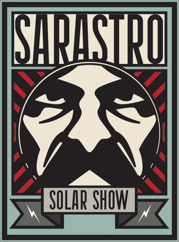 Affiche Sarastro