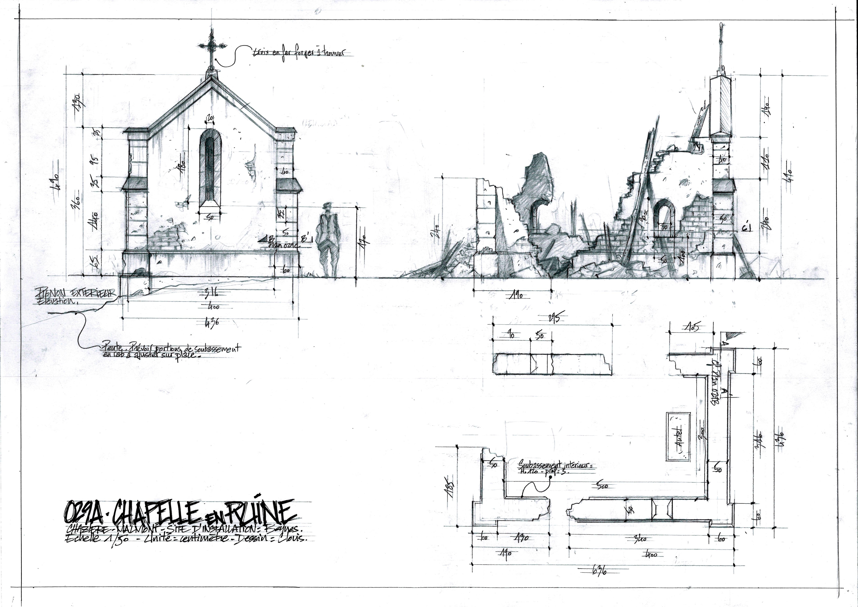 PLAN-Chapelle en ruine V2