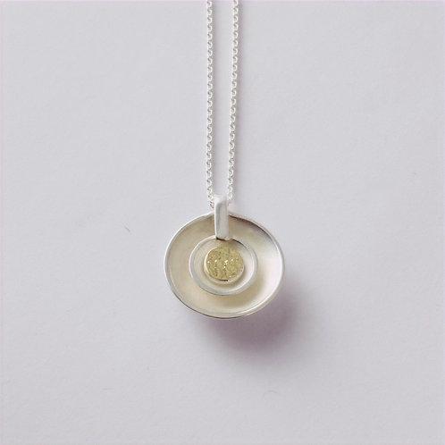 The Golden Hour pendant