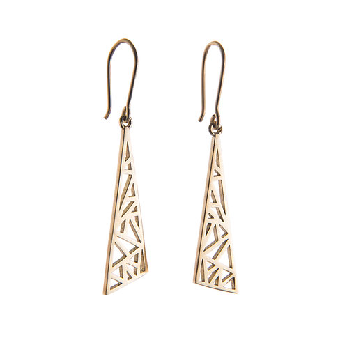 Flare earrings