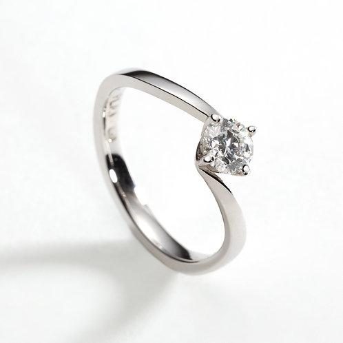 Platinum Rainey Engagement Ring